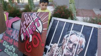 Arizona: Rising Latino vote takes down Arpaio in landslide