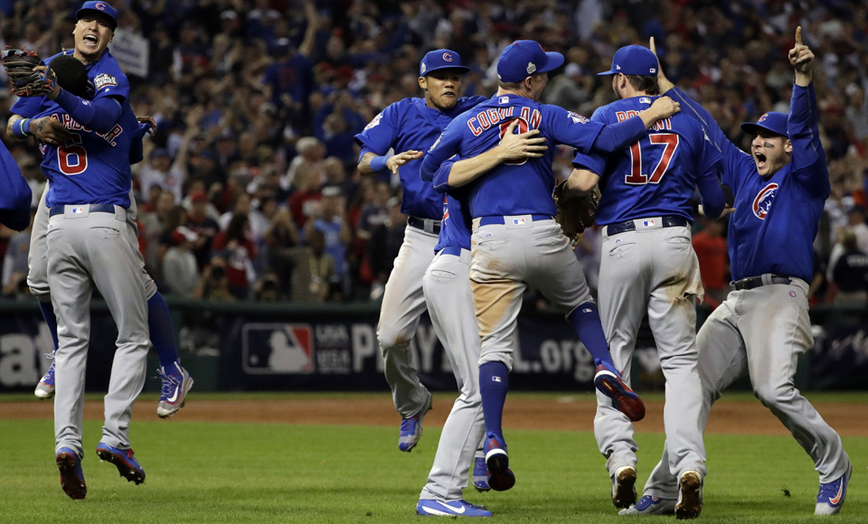 Go Cubs go! Six complaints about the World Series win