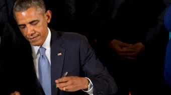 GOP judge blocks Obama's safe workplace order