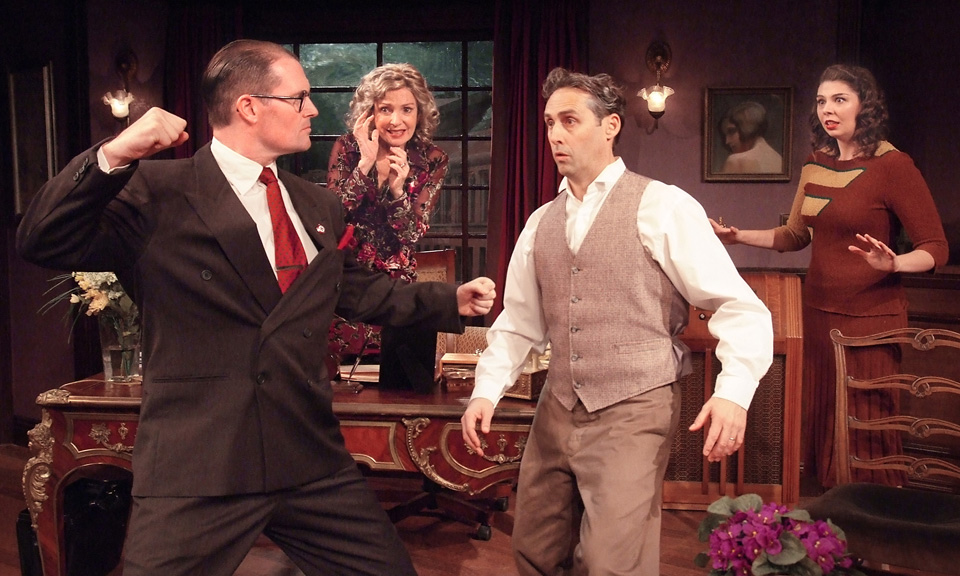 Hitler, Hollywood, and hilarity: This play has it all