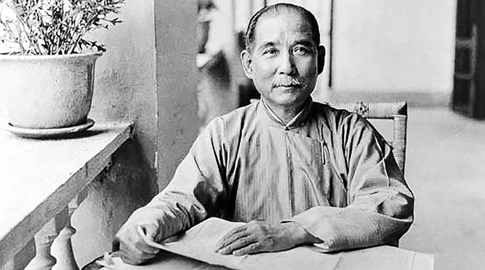 This week in history: Chinese liberator Sun Yat-sen born