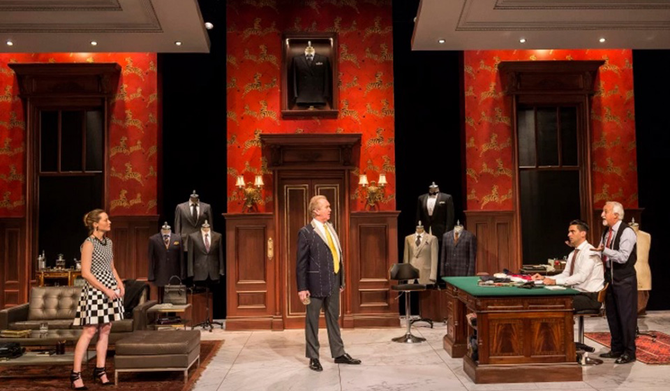 "New play asks, ""Do clothes make or unmake the man?"""