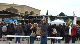 San Jose comes out in solidarity with local Muslims