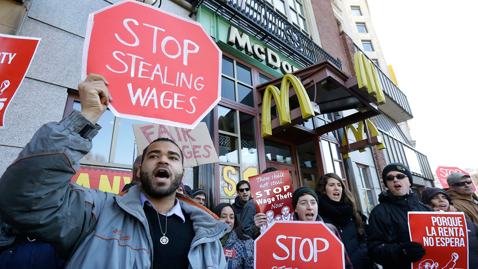 Corporations, courts, right wingers gang up on workers to kill overtime extension