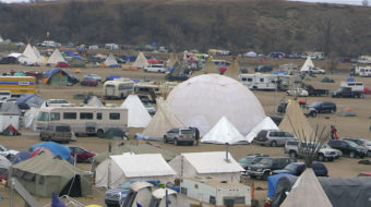 Guidelines for visitors to Standing Rock