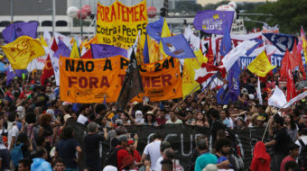 """Amendment of Death"": Brazil's government passes 20-year social spending freeze"