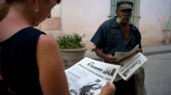 Fidel and the evolution of an American revolutionary