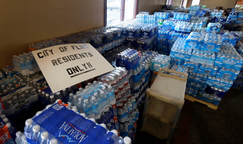 Senate approves funds to address Flint water crisis