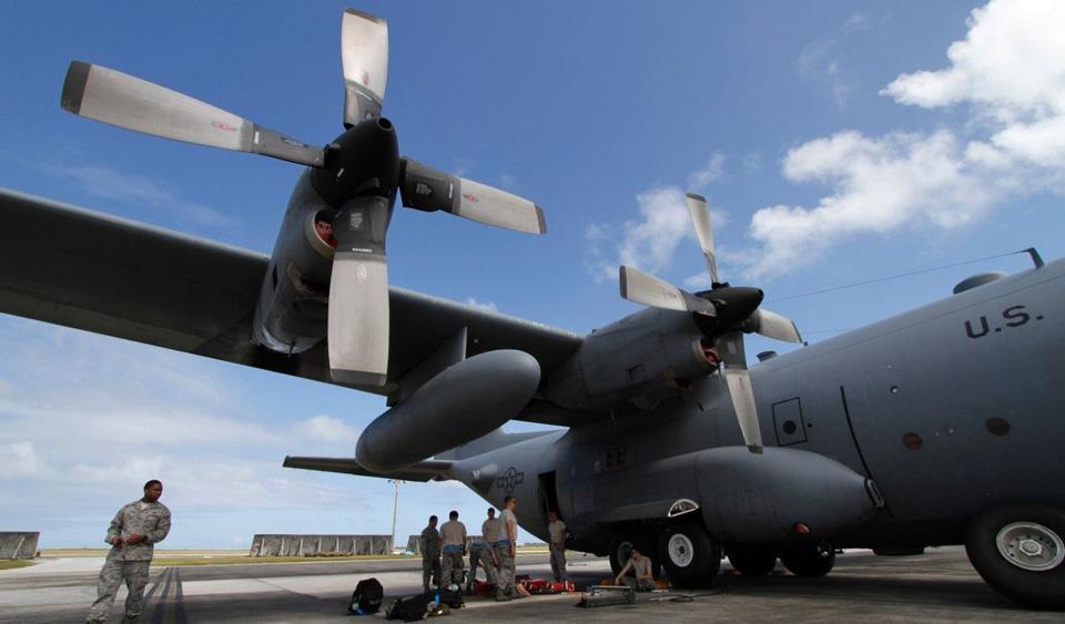 Guam still bearing the burdens of U.S. occupation