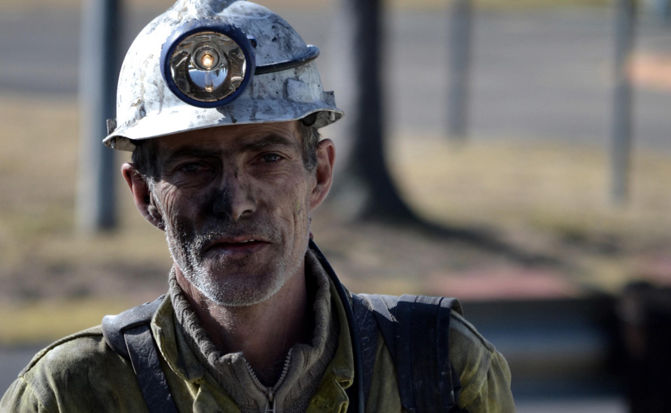 Mine workers vow to return for long-term pension, health care solutions