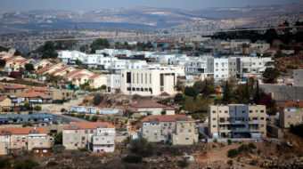 Obama under attack for last minute challenge to illegal Israeli settlements