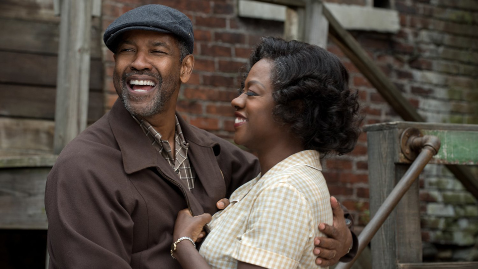 """Fences"": From stage to screen with Denzel Washington and Viola Davis"