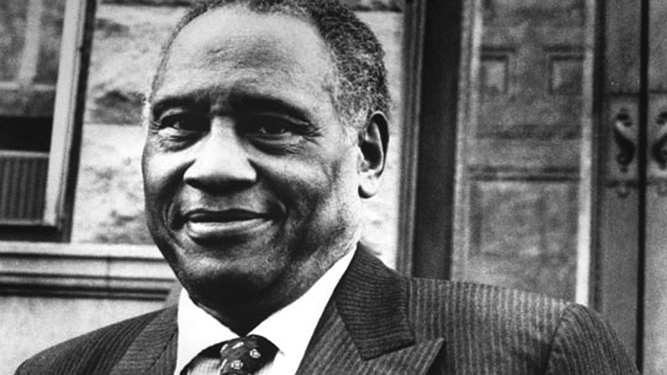 Paul Robeson's role in Spain remembered
