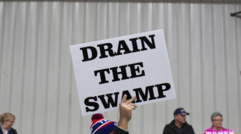 Donald Trump's swamp problem