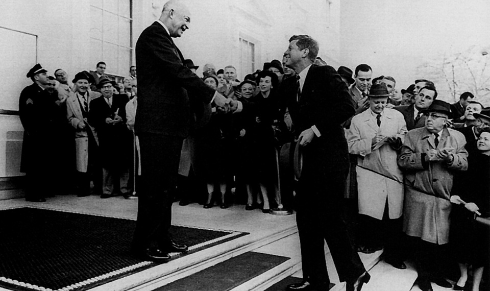This week in history: President Eisenhower's Farewell Address to the nation