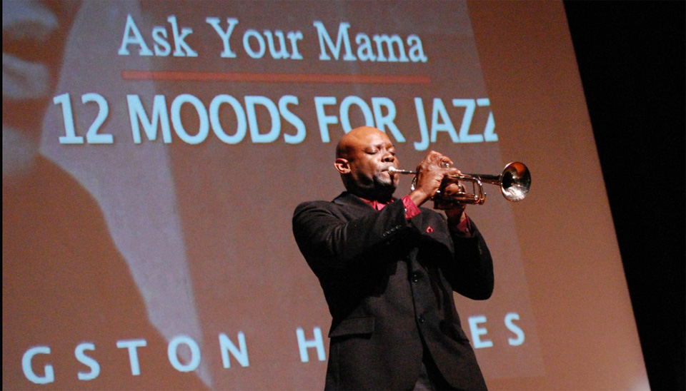 "Langston Hughes' jazz ""Ask Your Mama"" launches national tour"