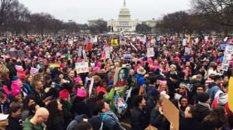 Birthing a fight back: The Women's March in Washington
