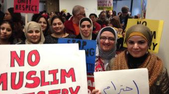 Community leaders unite to fight Trump's deportation, Muslim registry plans