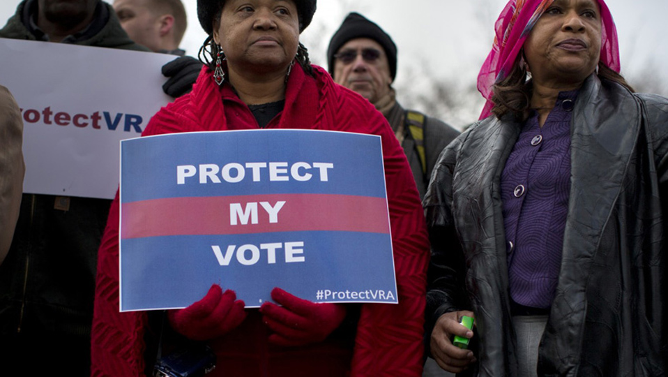 Voting rights advocates ponder strategy