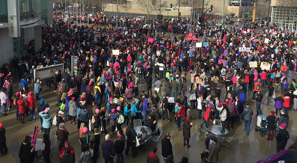 San Jose march the biggest in its history