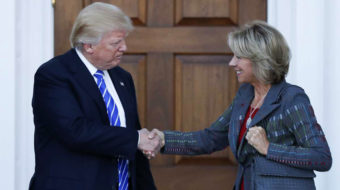 DeVos is qualified to do Trump's bidding: Dismantle public education