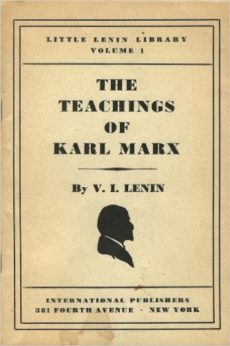 "Millions of American workers and students got their first taste of Marxism through International's cheaply-priced ""Little Lenin Library"" in the 1930s."