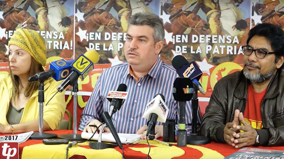 Venezuela: Communists slam new rule to publish party membership lists