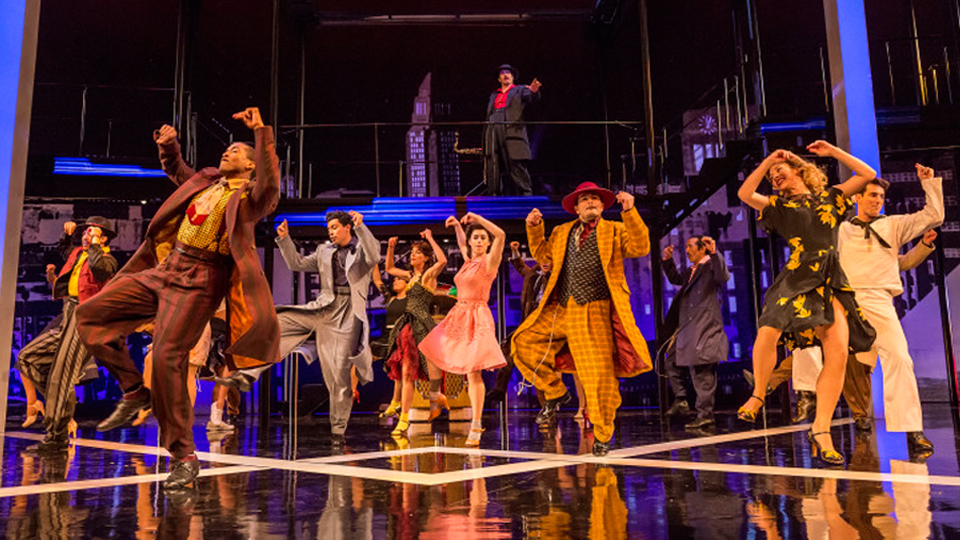 "Electrifying ""Zoot Suit"" returns to the L.A. stage, a must-see"