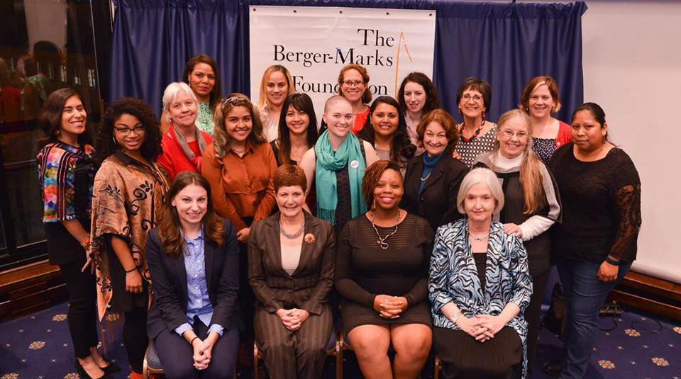 Berger-Marks awards celebrate young women organizers, activists