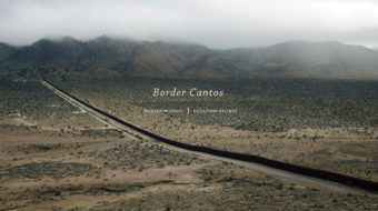 The Border Wall, in photographs and music