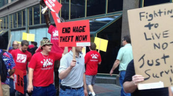Minnesota unions, businesses unite against wage theft