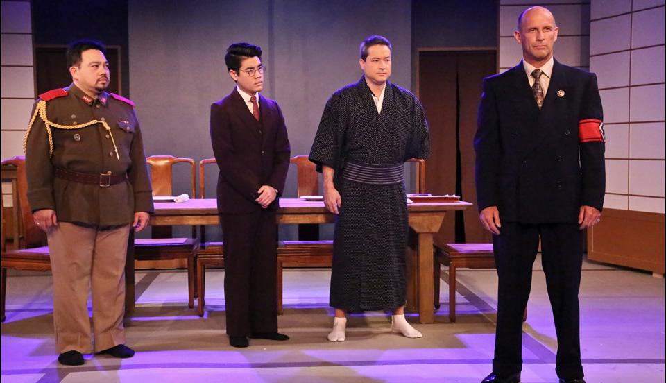 """World War II refugee Jews in Japan: The play """"Fugu"""""""
