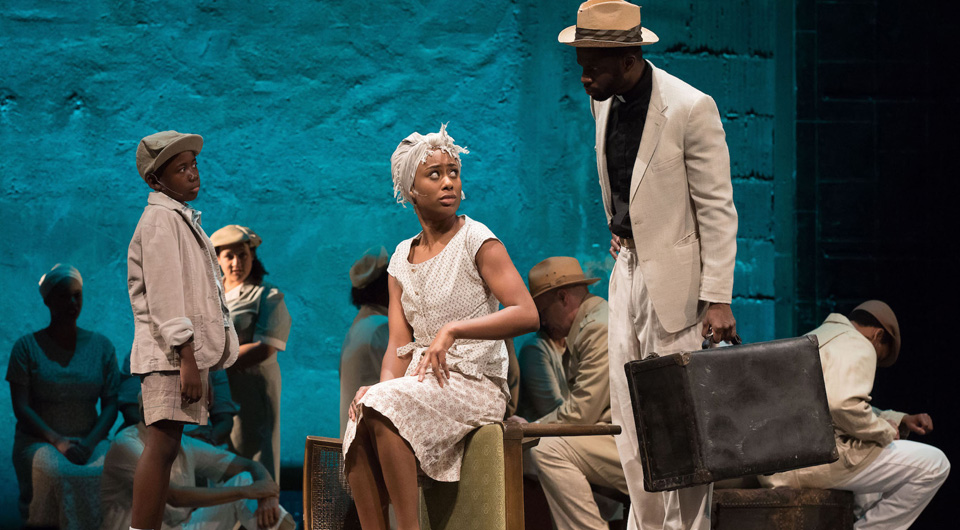 "Anti-apartheid musical ""Lost in the Stars"" a stunning success in L.A."