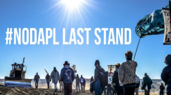 """Standing Rock Sioux announce """"Last Stand"""" but pipeline fight is far from over"""