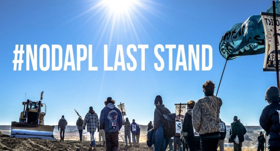 "Standing Rock Sioux announce ""Last Stand"" but pipeline fight is far from over"