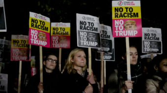 British Parliament says no to Trump visit
