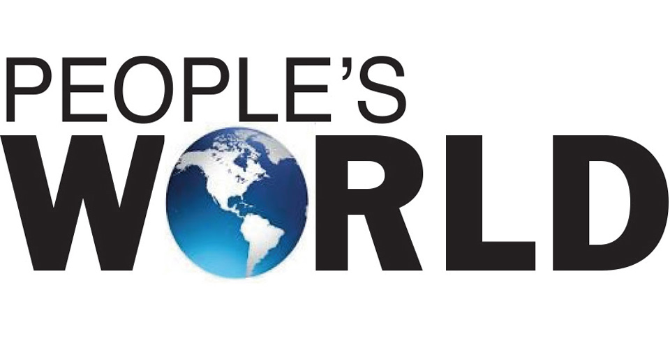 Message from Long View Publishing and the People's World