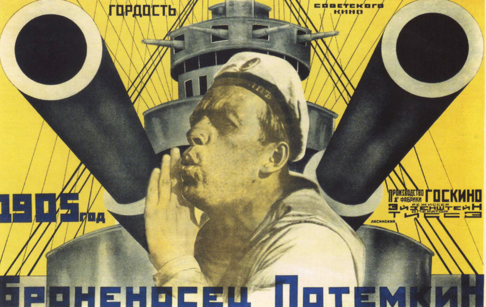 Ten films that shook the world: The Russian Revolution centennial