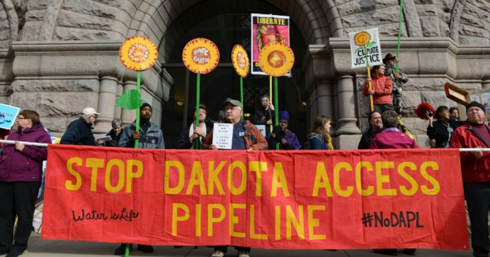 "GOP Senator Hoeven to U.S. Army Corps: ""Proceed with Dakota Access pipeline"""