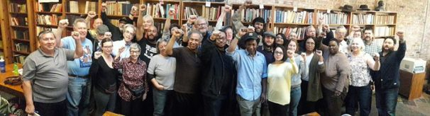 Participants in the Marxist Strategy and Tactics Seminar in Chicago, Feb. 19. | CPUSA