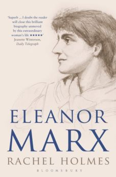 Rachel Holmes is the author of the biography, Eleanor Marx: A Life.