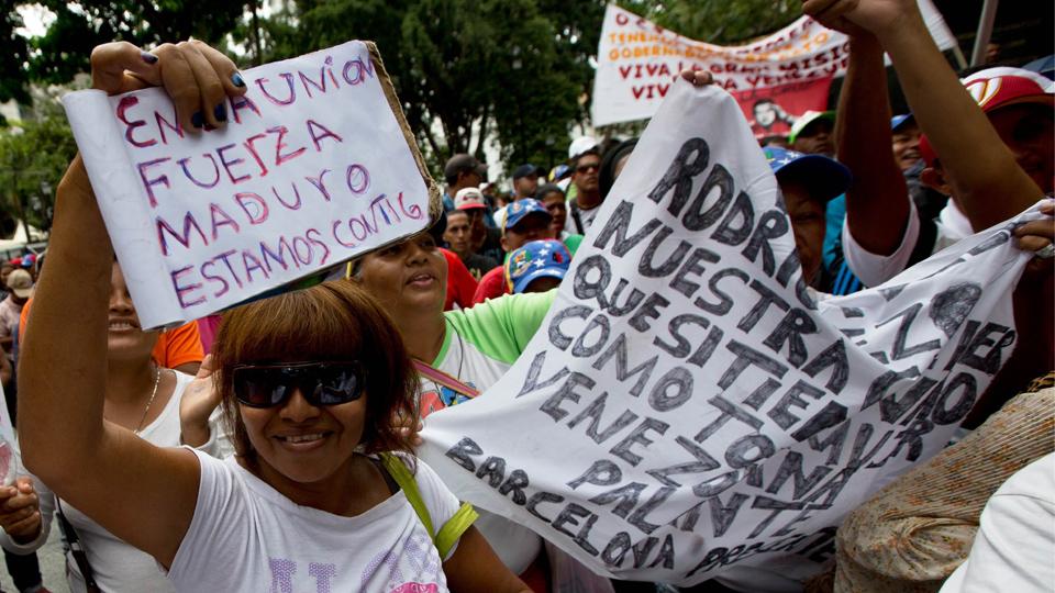 Los silencios de Luis Almagro en la OEA