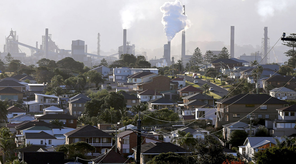 Fossil fuel industry has stranglehold on Australian government
