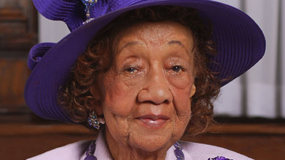 A Forever stamp for Dorothy Height, giant of the Civil Rights movement