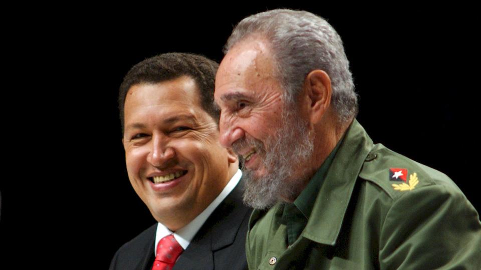 Lo que Fidel y Chávez no dejaron hecho, está por hacer; Hagámoslo!