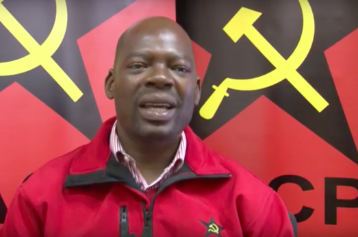 Solly Mapaila of the South African Communist Party. | SACP