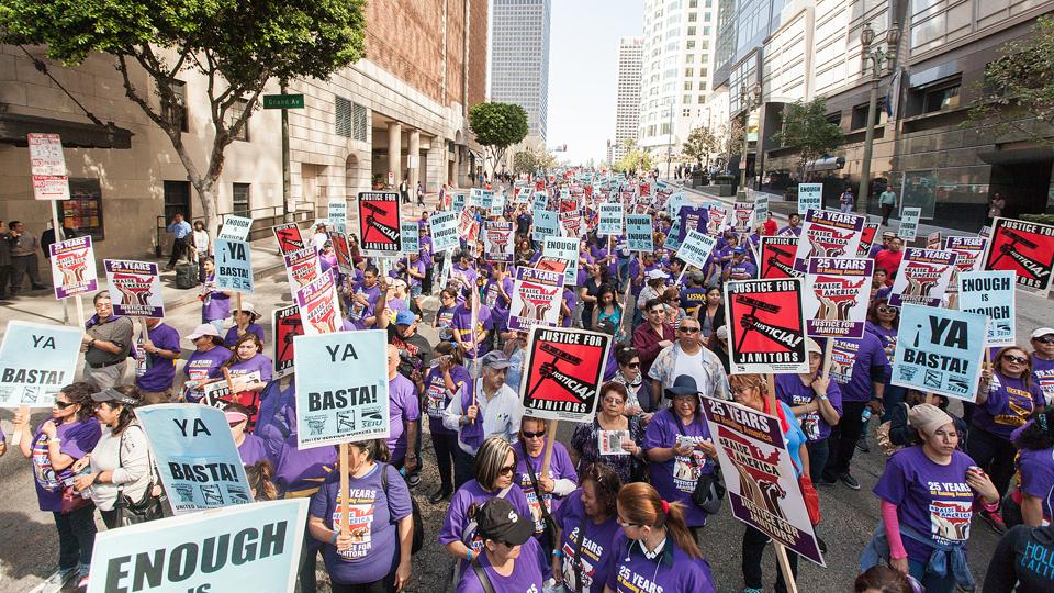 """Massive"" May Day strike begins to take shape"