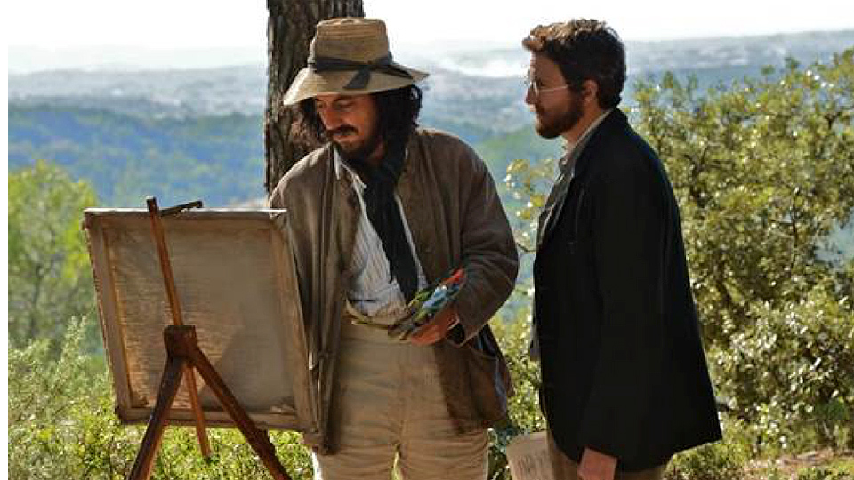 New film is a double portrait of Emile Zola and Paul Cézanne