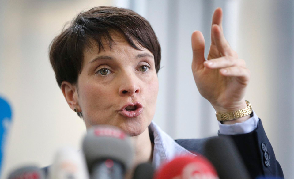 Right-wing Alternative for Germany tanks in Saarland elections