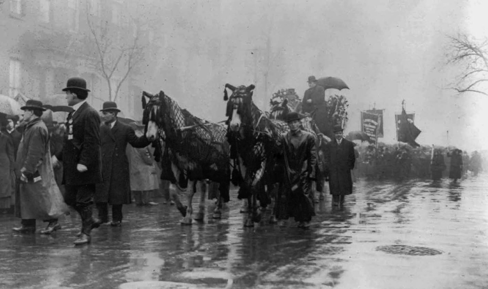 Remembering the Triangle Shirtwaist fire: 106th anniversary today in NYC